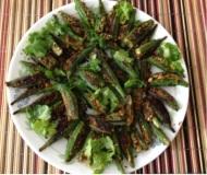 Bhendi/Okra Masala fry