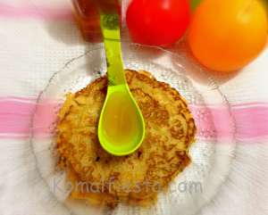 Apple_honey_pancake