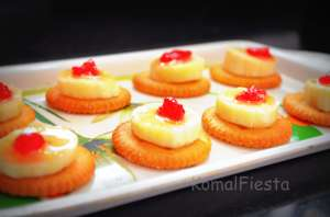 Monaco Biscuits Canapes