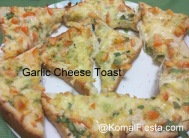 garlic-cheese-toast