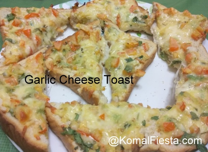 garlic-cheese-toast